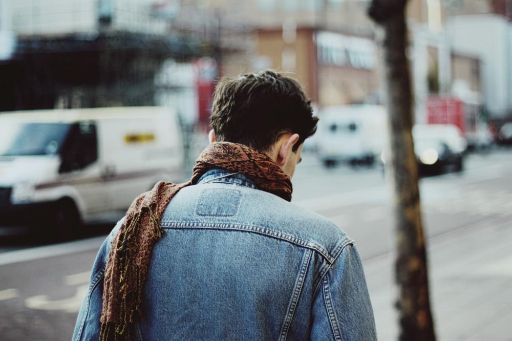 Фото парень со спиной