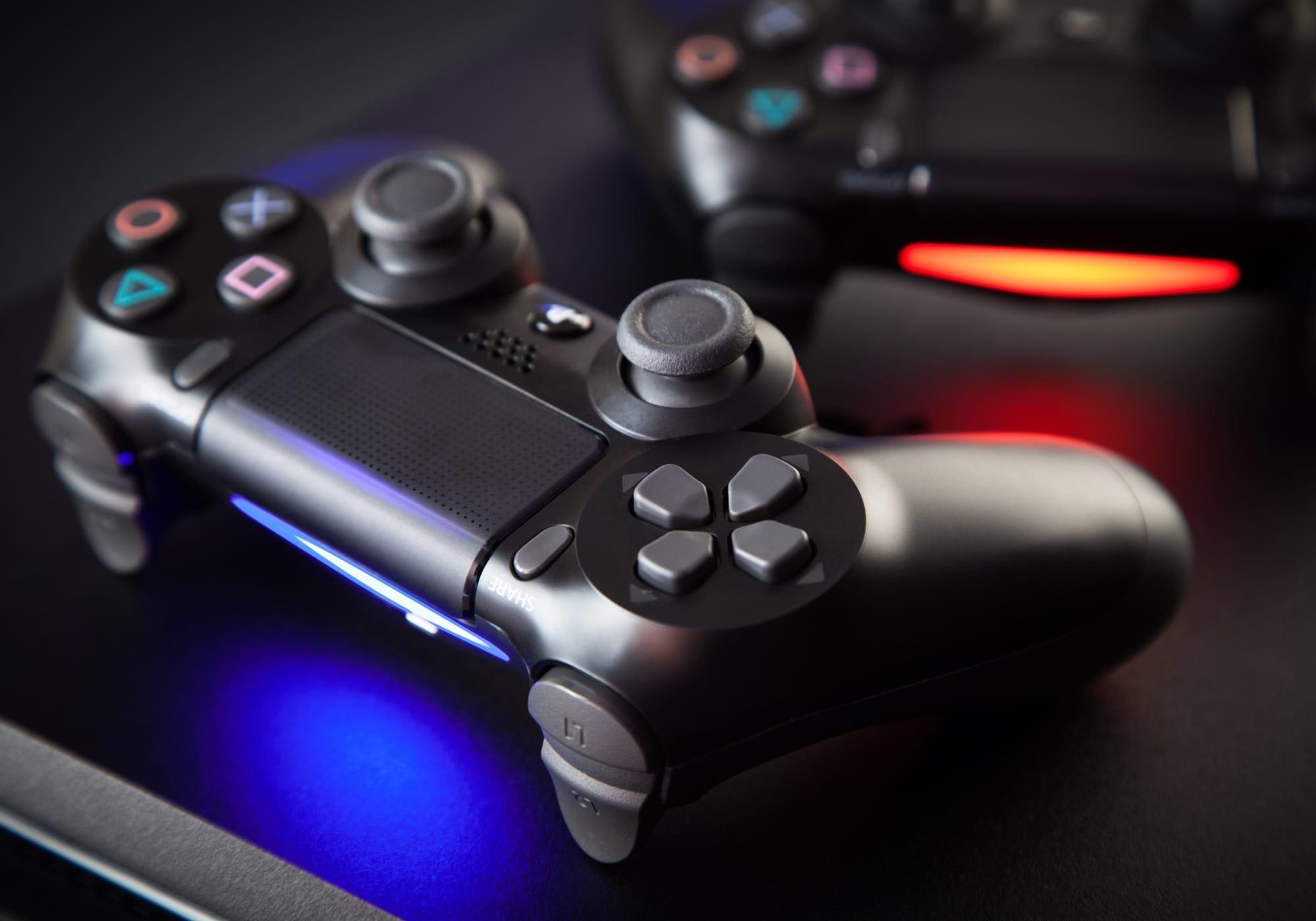 Игровая консоль Sony Playstation Classic 2018 + 20игр