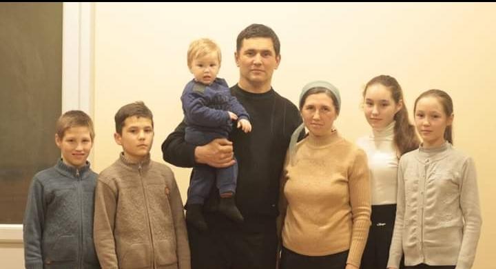 Пострадавшая семья. Фото: bessarabiainform