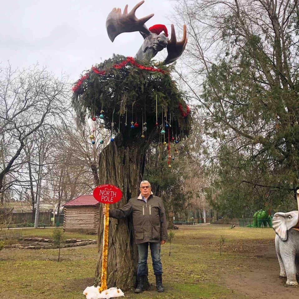 Одесский зоопарк/Facebook