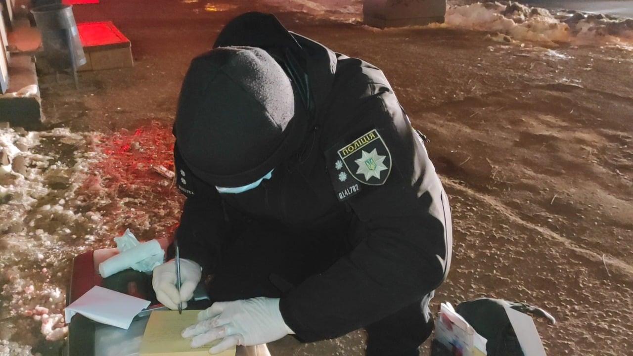 На Таирова убили человека. Фото: пресс-служба ГУНП в Одесской области
