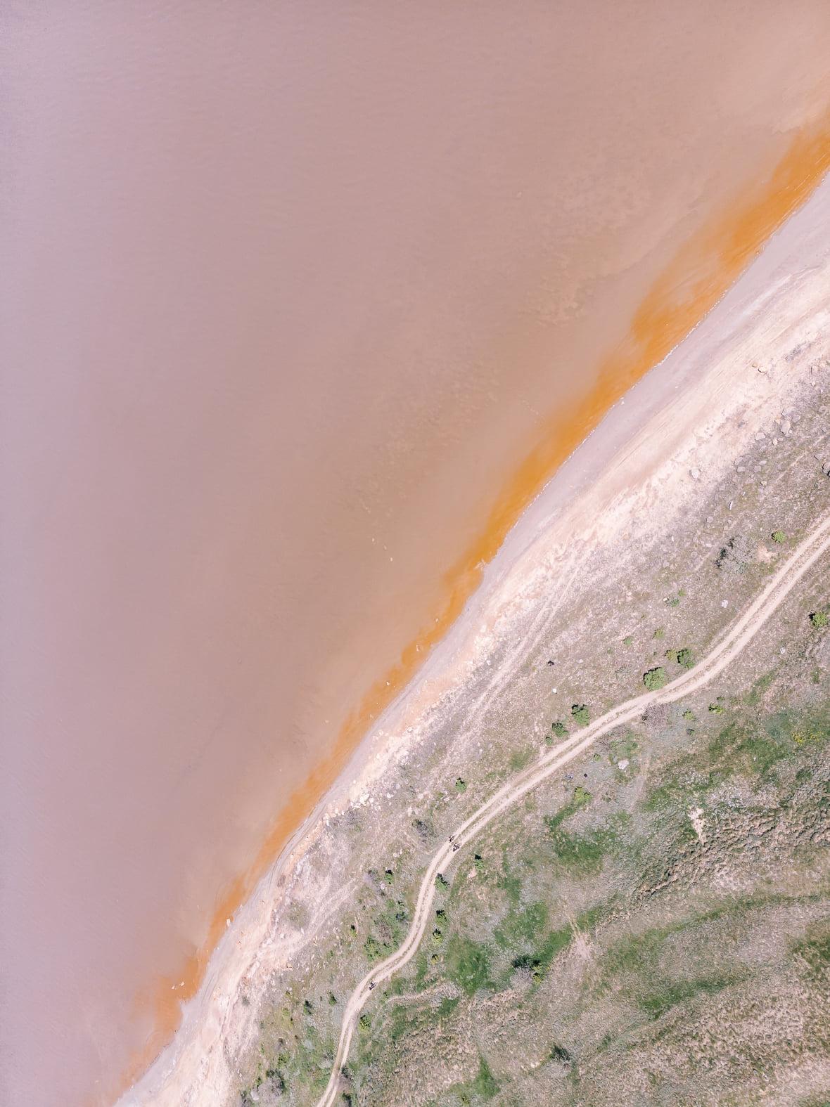 Куяльник с высоты. Фото: Лурий Макалис