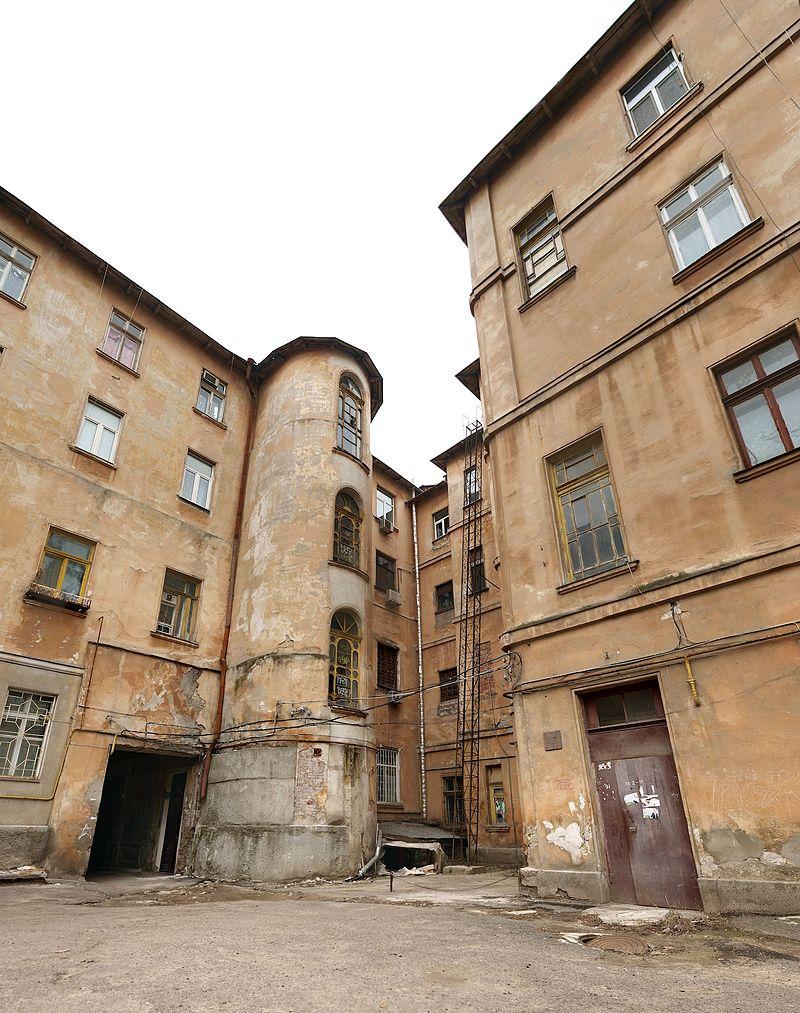 Доходный дом Веселовского. Фото: Wikipedia