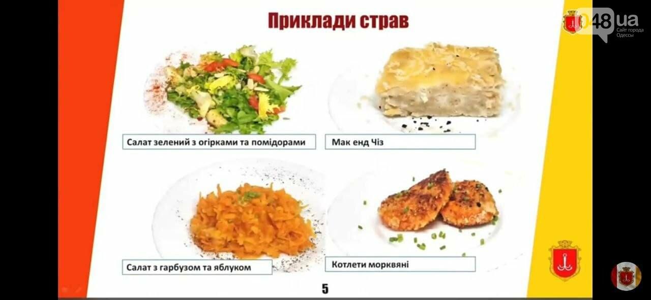 Примеры новых блюд для школ. Фото: 048