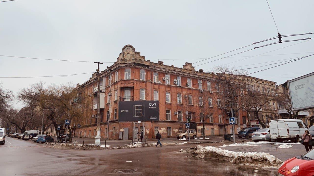 Нежинская, 1. Фото автора