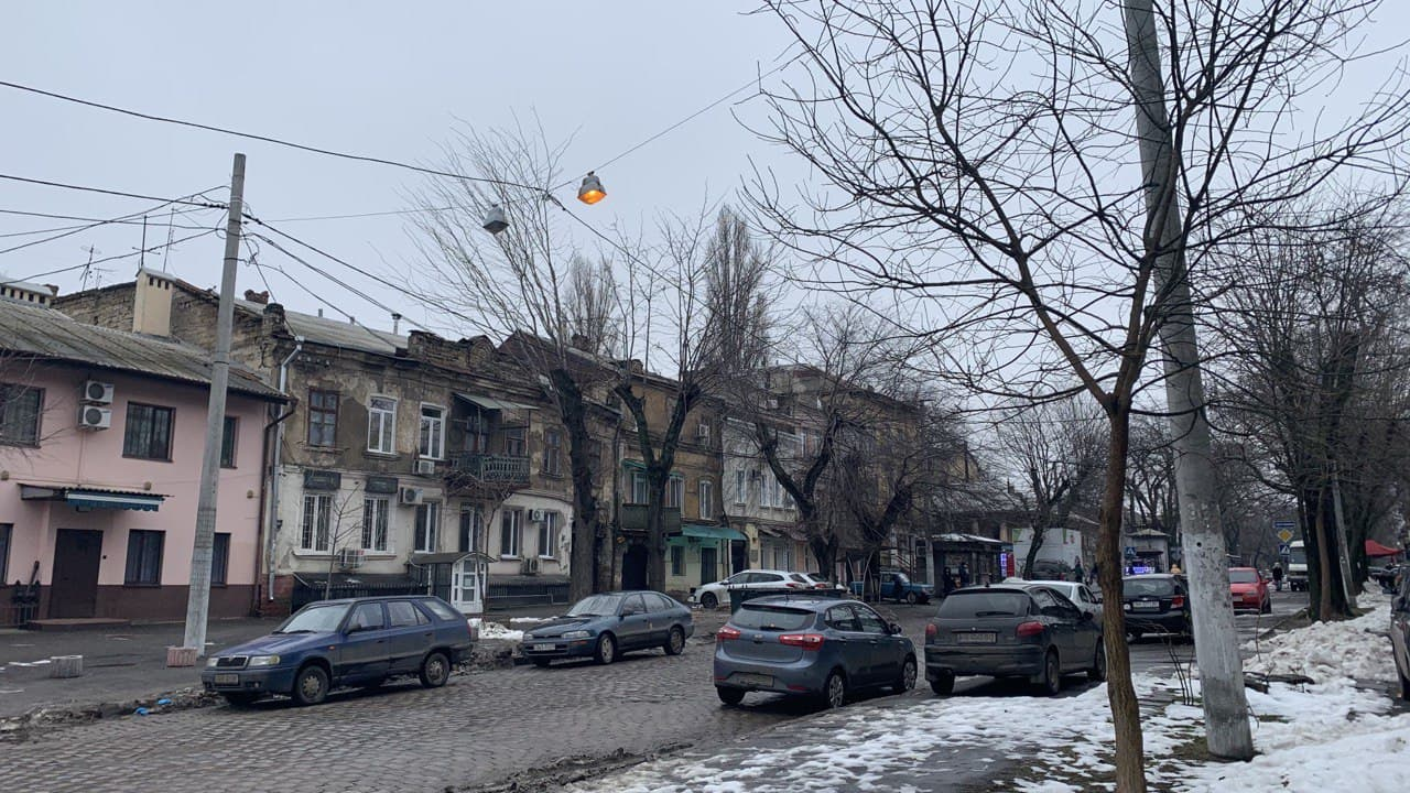 Нежинская. Фото автора