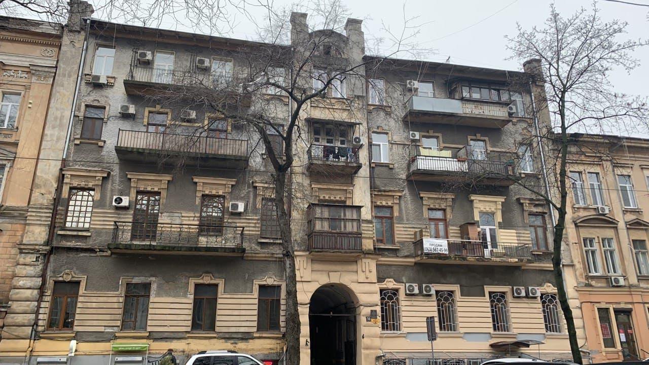 Доходный дом Веселовского. Фото автора