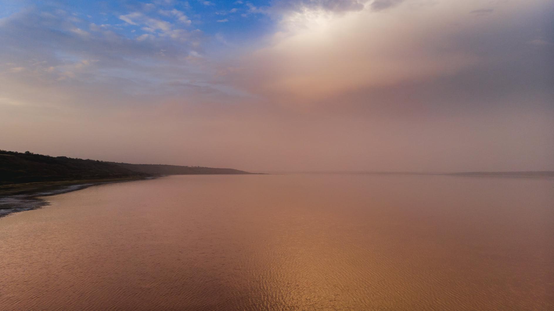 Осенний Куяльник. Фото: Иван Страхов
