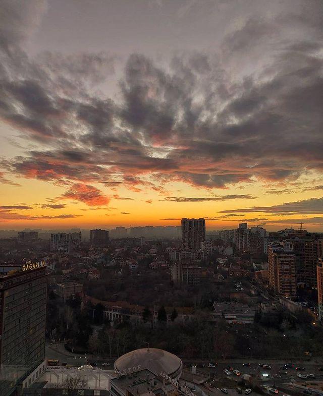 Холодные закаты и рассветы: посмотри, как прекрасна Одесса. Фото: instagram.com/ivanka_olasiyk
