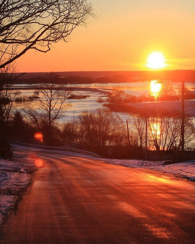 Холодные закаты и рассветы: посмотри, как прекрасна Одесса. Фото: instagram.com/dimitry_saveliev