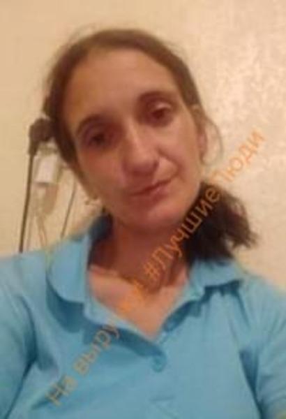 """На Слободке пропала 37-летняя Зоряна Шеремет. Фото: """"ЛучшиеЛюди. Одесса"""""""