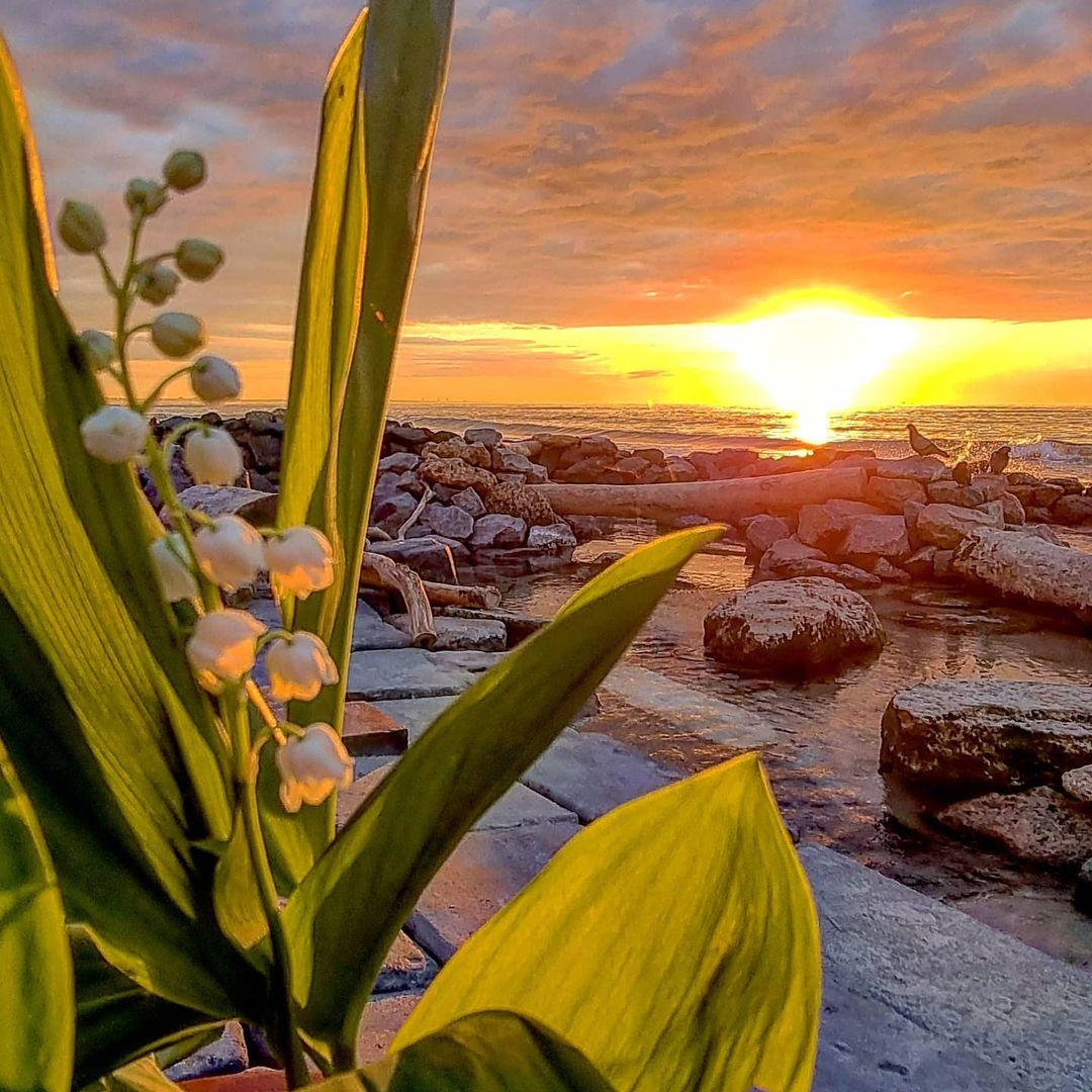 Майские закаты и рассветы: посмотри, как прекрасна Одесса. Фото: Олег Курченко