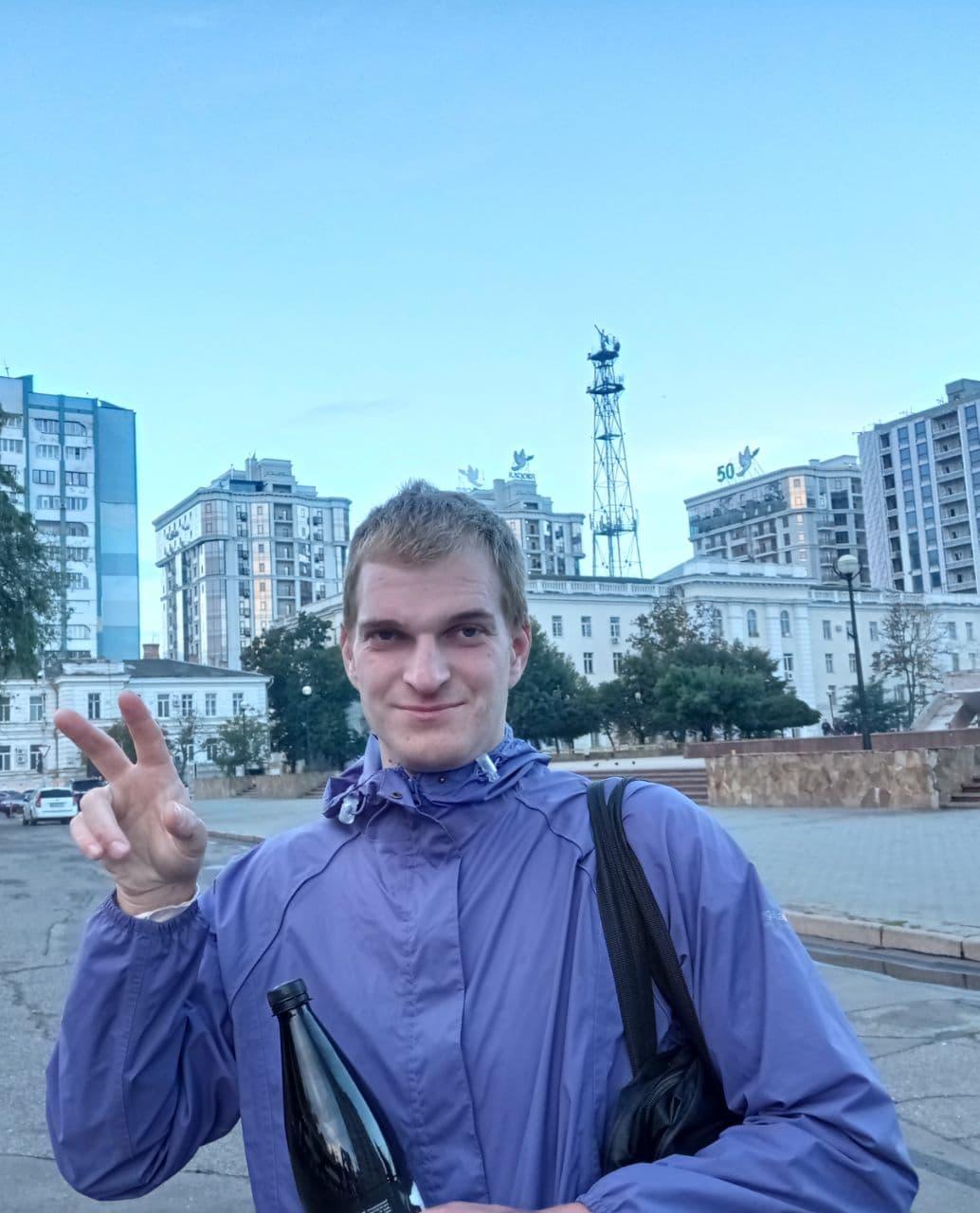 На Таирова 11 марта пропал 28-летний Александр Железняк