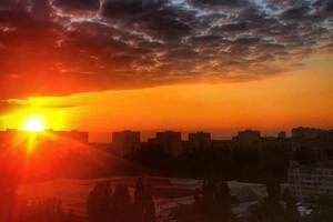 Августовские рассветы: посмотри, как прекрасно утро в Одессе фото 1