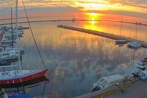 Августовские рассветы: посмотри, как прекрасно утро в Одессе фото