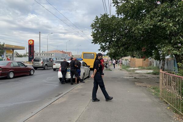 В одесском транспорте продолжается проверка: нарушителей без масок фиксируют на фото фото
