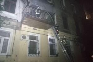 В Одессе из горящей квартиры вынесли молодую девушку: она в тяжелом состоянии фото 2