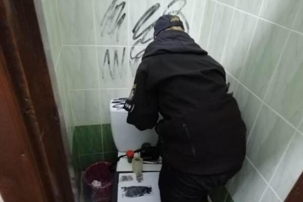 Выборы со спецэффектами: в здании теризбиркома нашли дымовую шашку фото