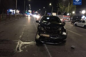 """День не задался: в Одессе произошло ДТП со """"скорой"""" и авария с пострадавшим фото"""