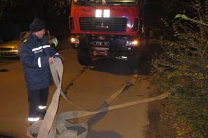 Не смогли спасти: на пожаре в Одессе погибла пенсионерка фото
