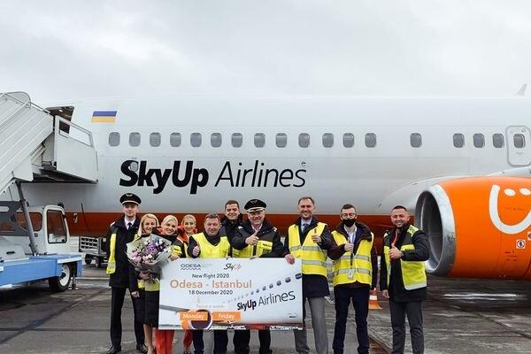 Летим в Турцию и Чехию: еще две авиакомпании добавили рейсы из Одессы фото