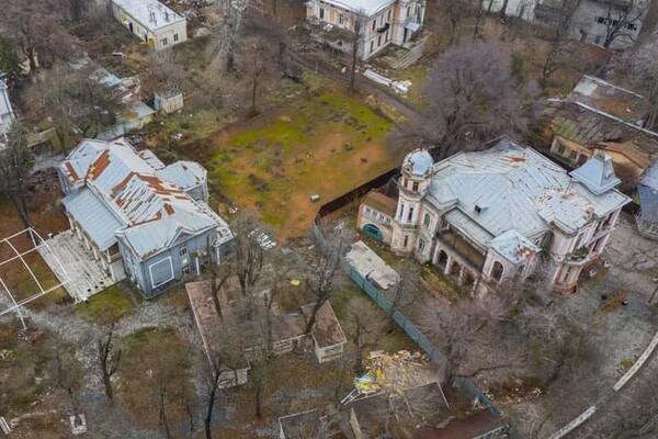 В Одессе обнесли забором дачу Маразли: там построят высотку фото 7