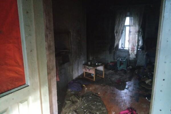 Мама ушла за дровами: на пожаре в Одесской области погибла трехлетняя девочка фото