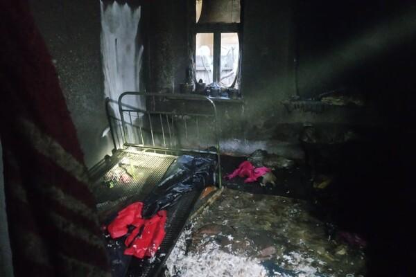 Мама ушла за дровами: на пожаре в Одесской области погибла трехлетняя девочка фото 1