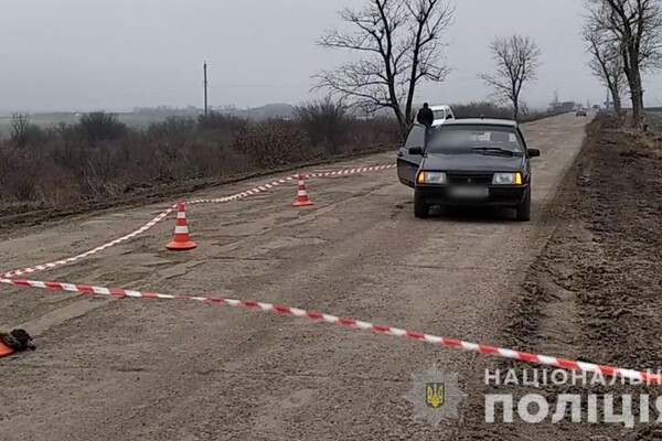 Все из-за ревности: появилось видео с места убийства на одесской трассе фото 1