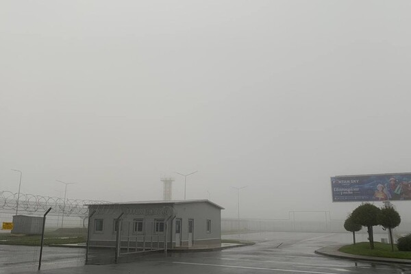 Из-за тумана: в Одесском аэропорту не могут приземлиться самолеты (обновлено) фото 2