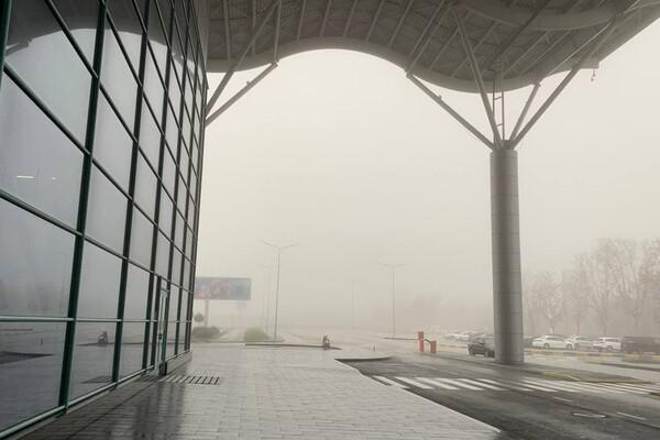 Из-за тумана: в Одесском аэропорту не могут приземлиться самолеты (обновлено) фото 5