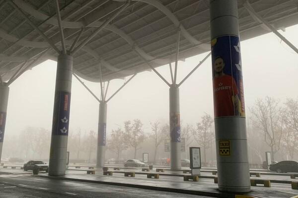Из-за тумана: в Одесском аэропорту не могут приземлиться самолеты (обновлено) фото 6