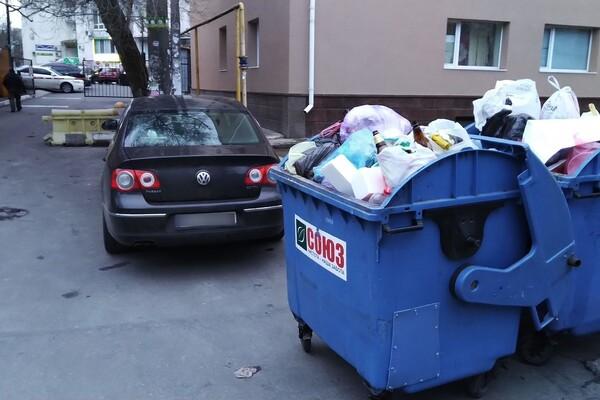 Я паркуюсь как: свежая фотоподборка наглых водителей в Одессе фото 4