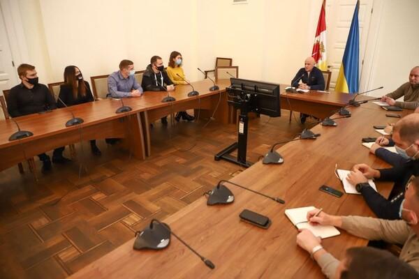 Одесские дрифтеры встретились с полицией и Трухановым: что решили фото 5