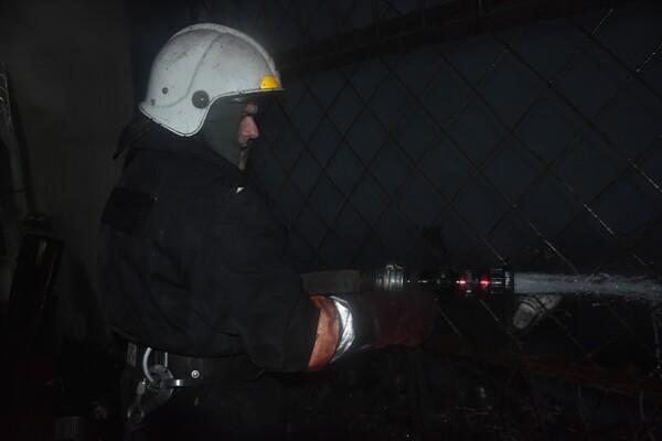 Не успели спасти: на пожаре в Аркадии погиб мужчина фото 2