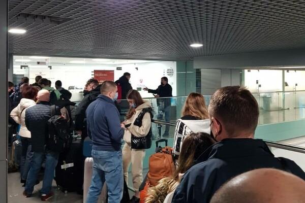 Из-за беременной иностранки: в Одесском аэропорту отменили рейс в Стамбул фото 1