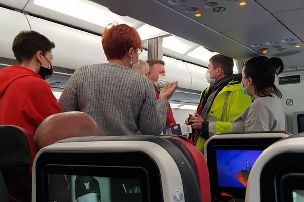 Из-за беременной иностранки: в Одесском аэропорту отменили рейс в Стамбул фото