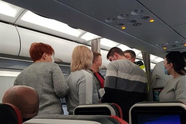 Из-за беременной иностранки: в Одесском аэропорту отменили рейс в Стамбул фото 3
