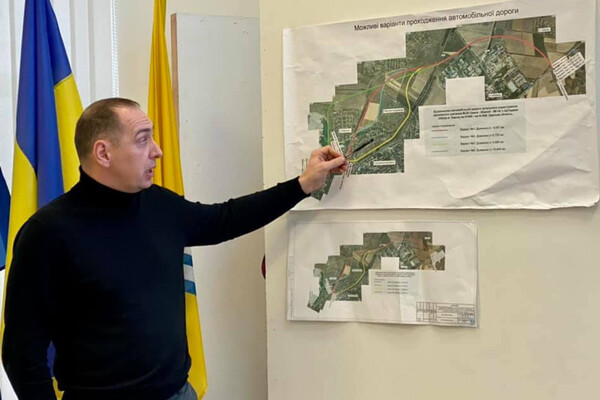 В Одессе обсудили строительство дороги в объезд поселка Котовского: какие варианты фото 1