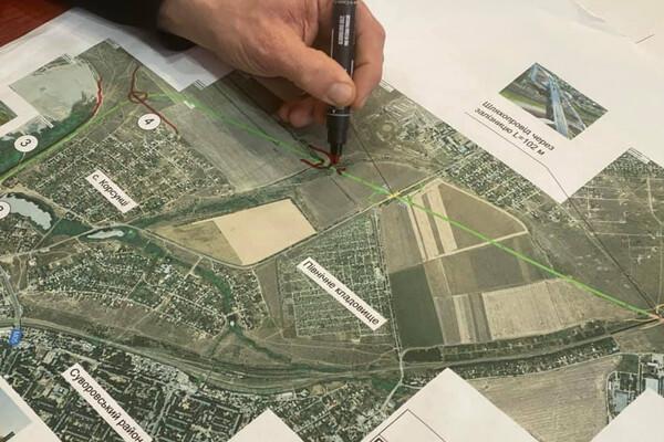 В Одессе обсудили строительство дороги в объезд поселка Котовского: какие варианты фото 2