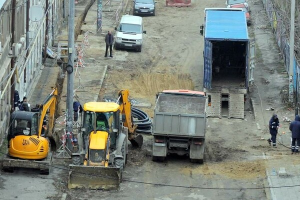 200 миллионов на новые коммуникации: в Одессе ремонтируют Деволановский спуск фото 11