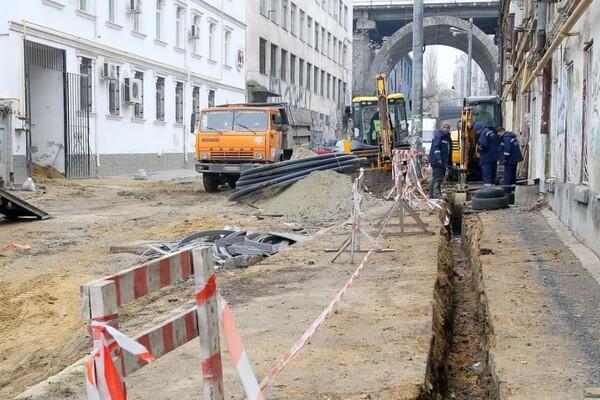 200 миллионов на новые коммуникации: в Одессе ремонтируют Деволановский спуск фото 2