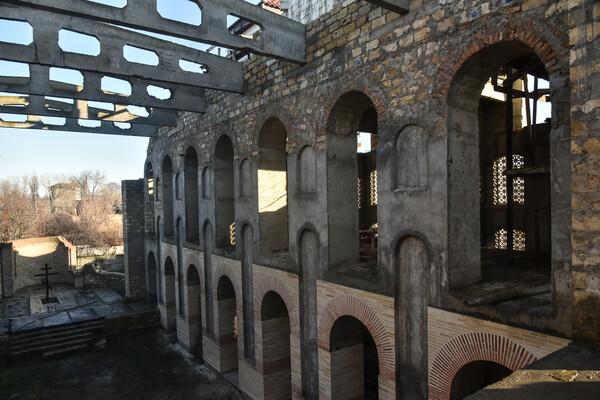 Рассмотри поближе: в Одесской области строят огромный храм в Византийском стиле  фото 1