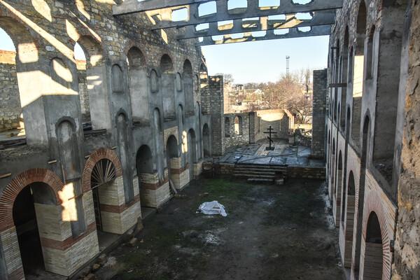 Рассмотри поближе: в Одесской области строят огромный храм в Византийском стиле  фото 2