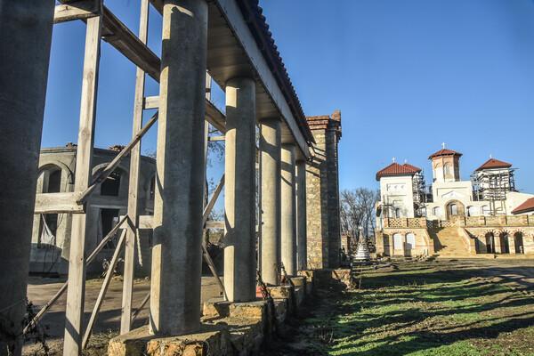 Рассмотри поближе: в Одесской области строят огромный храм в Византийском стиле  фото 4