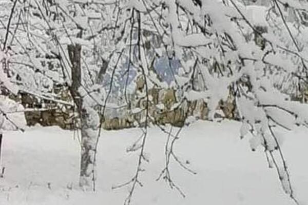 Ждем: Одесскую область уже заснежило фото 8