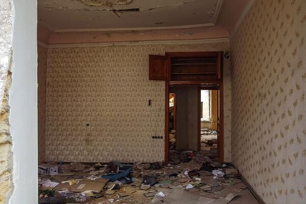 На Торговой разбирают доходный дом Бенетато: соседние постройки в опасности фото 1