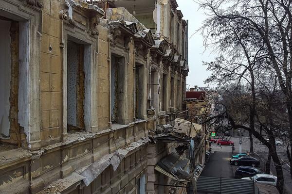 На Торговой разбирают доходный дом Бенетато: соседние постройки в опасности фото 4