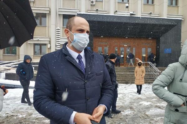 Высокие тарифы и локдаун: в Одессе организовали несколько протестов фото 2