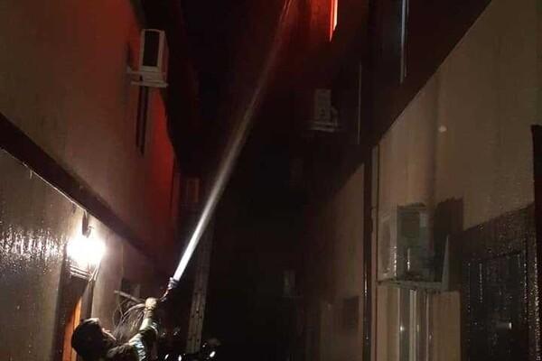 В одесском отеле очередной смертельный пожар: полиция перекрыла движение фото 1